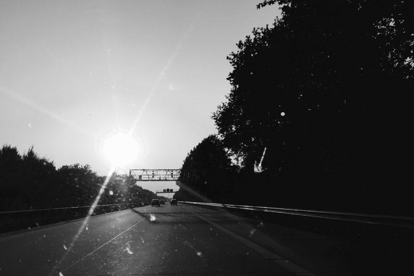 Pendeln_Autobahn